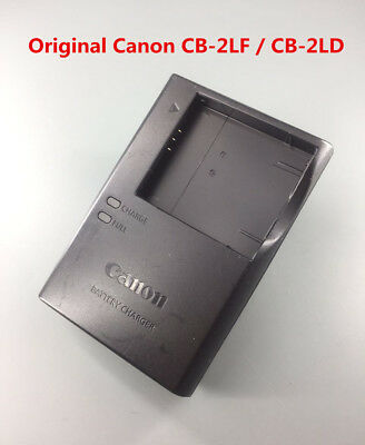 Original Canon CB-2LF CB-2LD CB-2LFE Charger for NB-11L NB-11LH Battery A2300