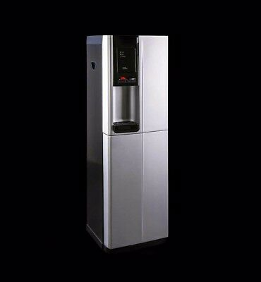 Borg & Overstrom New Shape B2 Floorstanding Plumbed in Watercooler Hot and Chill
