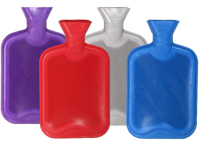 2 Litre Hot Water Bottle In 4 Colours