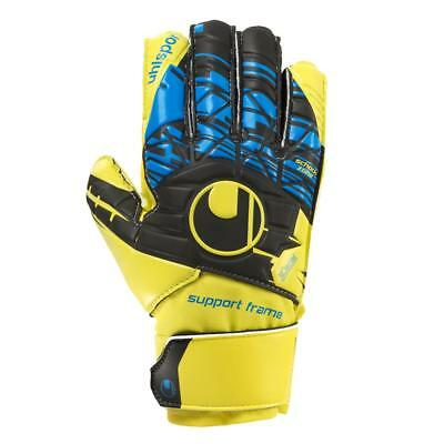 Uhlsport SPEED UP NOW SOFT SF JUNIOR Torwarthandschuhe gelb/schwarz [101103001]