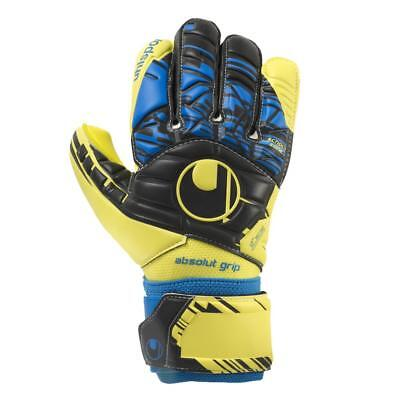 Uhlsport SPEED UP NOW ABSOLUTGRIP HN Torwarthandschuhe gelb [101101201]
