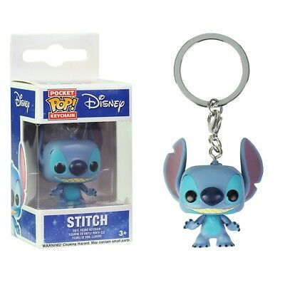 Funko Pocket Pop Keychain Disney Stitch Vinyl Action Figure Collectible Toy 6829