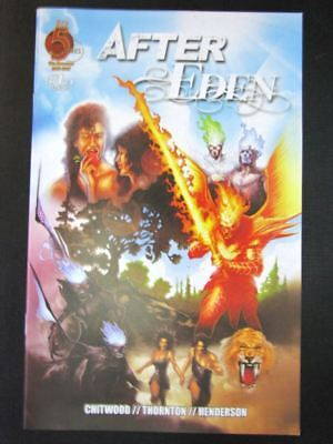 AFTER EDEN #1 JULY 2017 - Red 5 Comic # 2E4