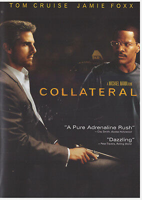 COLLATERAL(DVD, 2004, 2-Disc Set)