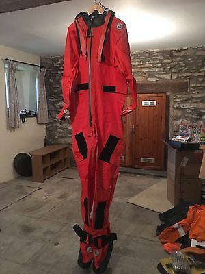 Beaufort Military Spec Sea Survival Suit Fishing Yachting Boating Kite Surfing?