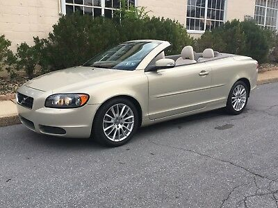 2008 Volvo C70 T5 2dr Convertible 2008 Volvo C70 T5 Hard Top Convertible! Exc Mech. Cond! 87K Clean Title New Insp