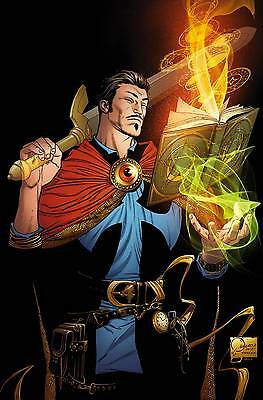 Doctor Strange #1 1 in 100 Variant-1:100-Joe Quesada-Marvel Now-2015