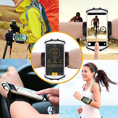 Wristband Phone Armband For iPhone X 8 7 6S/ 6/5S Sport Workout Forearm case Hot