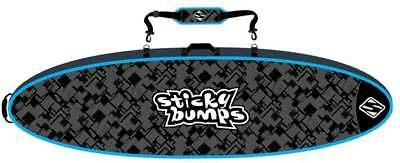 """Sticky Bumps Shortboard Double Bag - 6'6"""" - New"""