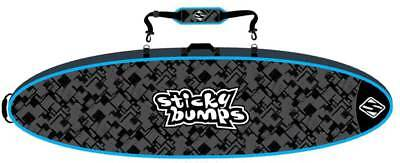 """Sticky Bumps Shortboard Double Bag - 7'6"""" - New"""