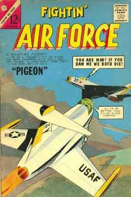 Fightin' Air Force #46 in Very Good condition. FREE bag/board