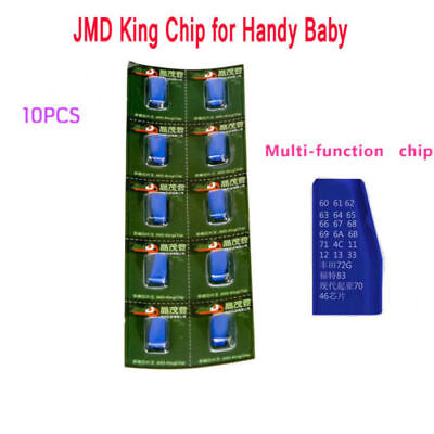 10X Original JMD King Chip for Handy Baby Used As 46 / 48 Chip/ 4C/4D/ G Chip