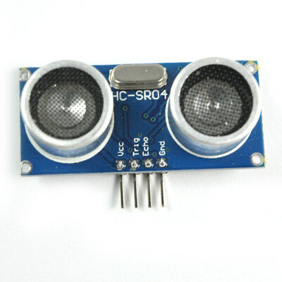 1/5/10Pcs HC-SR04 Ultrasonic Sensor Distance Measuring Transducer Module 2-450cm