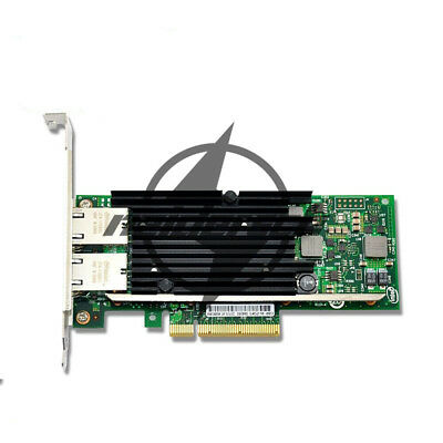 Network Intel 10G X540-T2 Dual RJ45 Ports PCI-Express Ethernet Converged Adapter