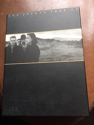 U2 - The Joshua Tree CD Box Set - Pre-Owned