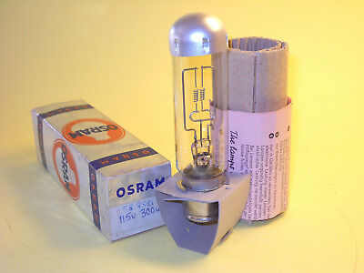 Osram 115V 300W projector lamp - new, never used!