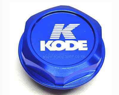 KODE-BLUE Oil Filler Cap Aluminium for All Toyota/TRD Engine JDM