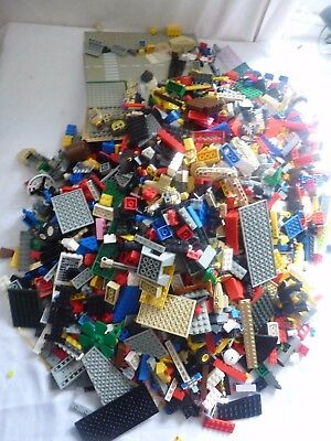 Joblot Of Approx 5kg  Of Unsorted Lego