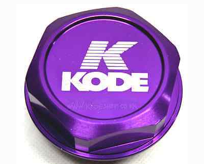 KODE-PURPLE JDM Oil Filler Cap Aluminium for All TRD Toyota Celica MR2 Engine