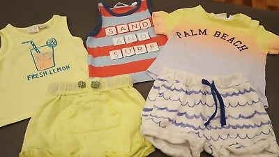 Baby boys clothes size 0 (Country Road/Zara)