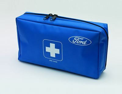Ford Grand C-Max & C-Max 04/15> Genuine Blue First Aid Kit Soft Bag 1882990