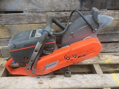 Husqvarna K760 Petrol Cut Off Stihl Like Saw, Year 2014