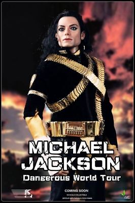 Toys Power Michael Jackson Dangerous World Tours 1/6