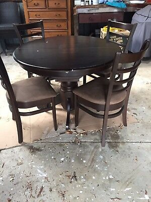 Extendable Dining Tables And Chairs - Scoresby