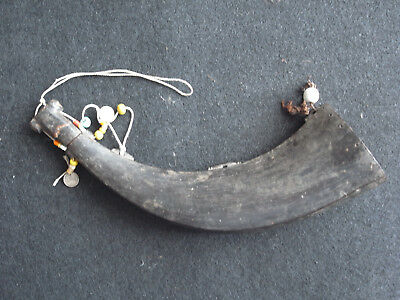 Powder Horn, Western Timor, Indonesia