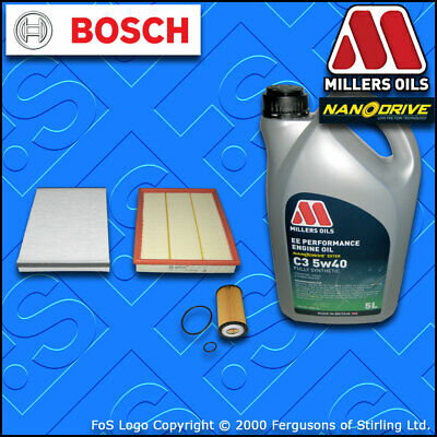 Service Kit Opel Vauxhall Astra H Mk5 1.8 16V Z18Xer Oil Air Cabin Filters +Oil