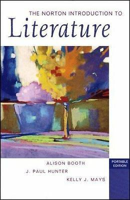 The Norton Introduction to Literature (Portable Edition) by