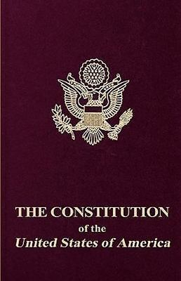 The Constitution of the United States of America by united states (author) ; fa