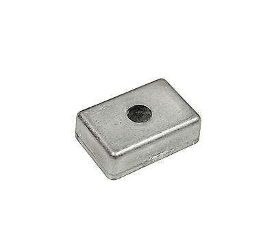 orig. Quicksilver Blockanode Block Anode Aluminium 97-875208 Mercury 4PS 5PS 6PS