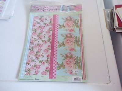 Do It Yourself Lanterns Eaasy To Make 26X20 Cm New New