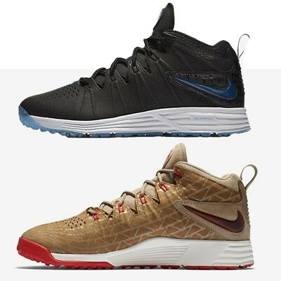 New Nike Huarache 4 Lacrosse/Basketball Elite Turf Shoes - Choose Size & Color!
