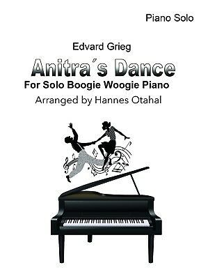Anitra's Dance - Boogie Version - music sheet for Piano Solo