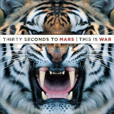 30 Seconds to Mars / This Is War *NEW* CD