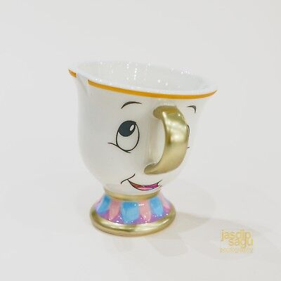 Disney Beauty and the Beast Chip Mug Cups Boxed Brand New Primark