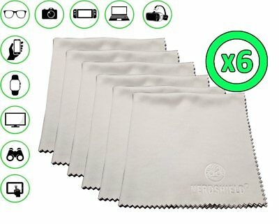 Microfiber Cleaning Cloths for TV, Notebook, Tablets & Computer Monitors