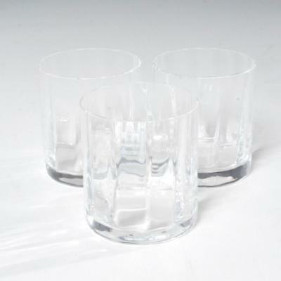 Vintage Group Of Three Shot Glasses/votives By Carlo Moretti