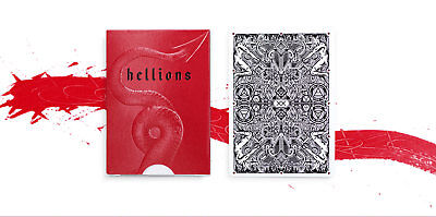 Hellions Playing Cards by Daniel Madison