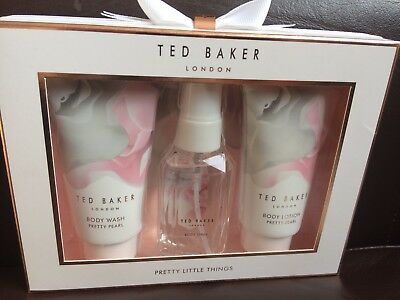 Ted Baker Pretty Little Things Gift Set