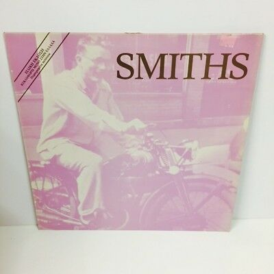 "THE SMITHS Bigmouth Strikes Again / Panic Rare Greek 5 track 12"" Vinyl MT13346"
