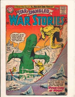 Star Spangled War Stories (1952 series) #114 in Very Good + condition