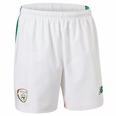 Republic of Ireland Home Shorts 2017 19 Mens new balance Football