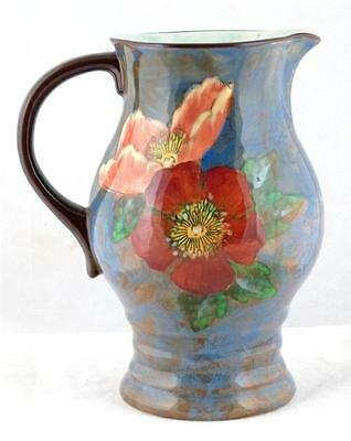 "Ca. 1940's Doulton 7"" Pitcher ""Wild Rose"""