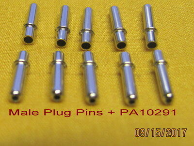 American Flyer Repair pin for Male Plug (XA10663) + PA10291(10) repro NEW