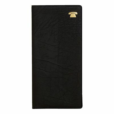 Collins Debden Pocket Address Book Long Black
