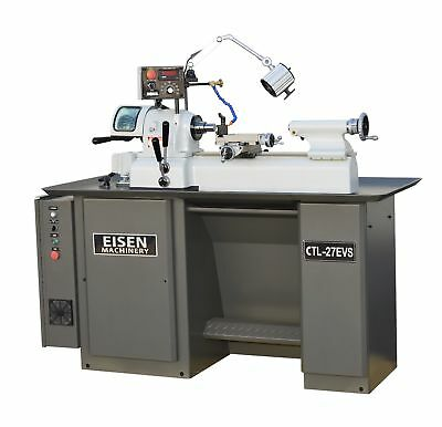 Eisen CTL-27EVS Super High Precision Plain Turning Lathe (DV59-type)