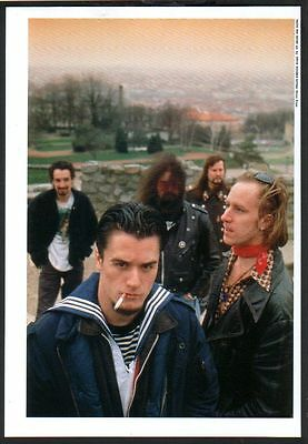 1993 Faith No More Mike Patton JAPAN mag photo pinup / mini poster picture f005r